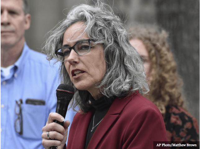 """California Kathleen"" Williams: Avoiding ""Toxic"" Issues to run for Congress"