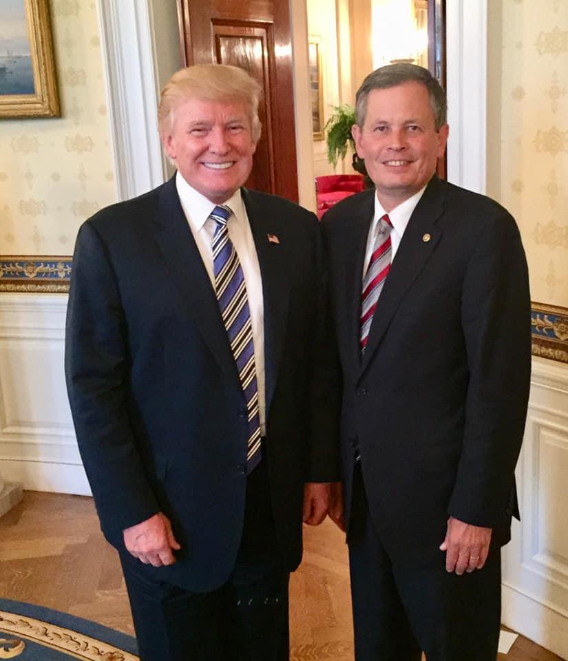 MTGOP Endorses U.S. Senator Steve Daines' Reelection