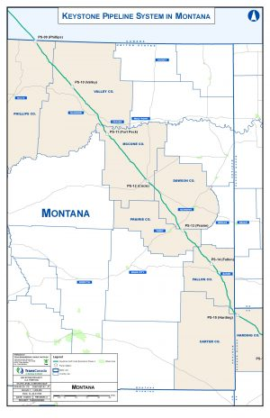 Keystone XL Pipeline Project Moving Forward