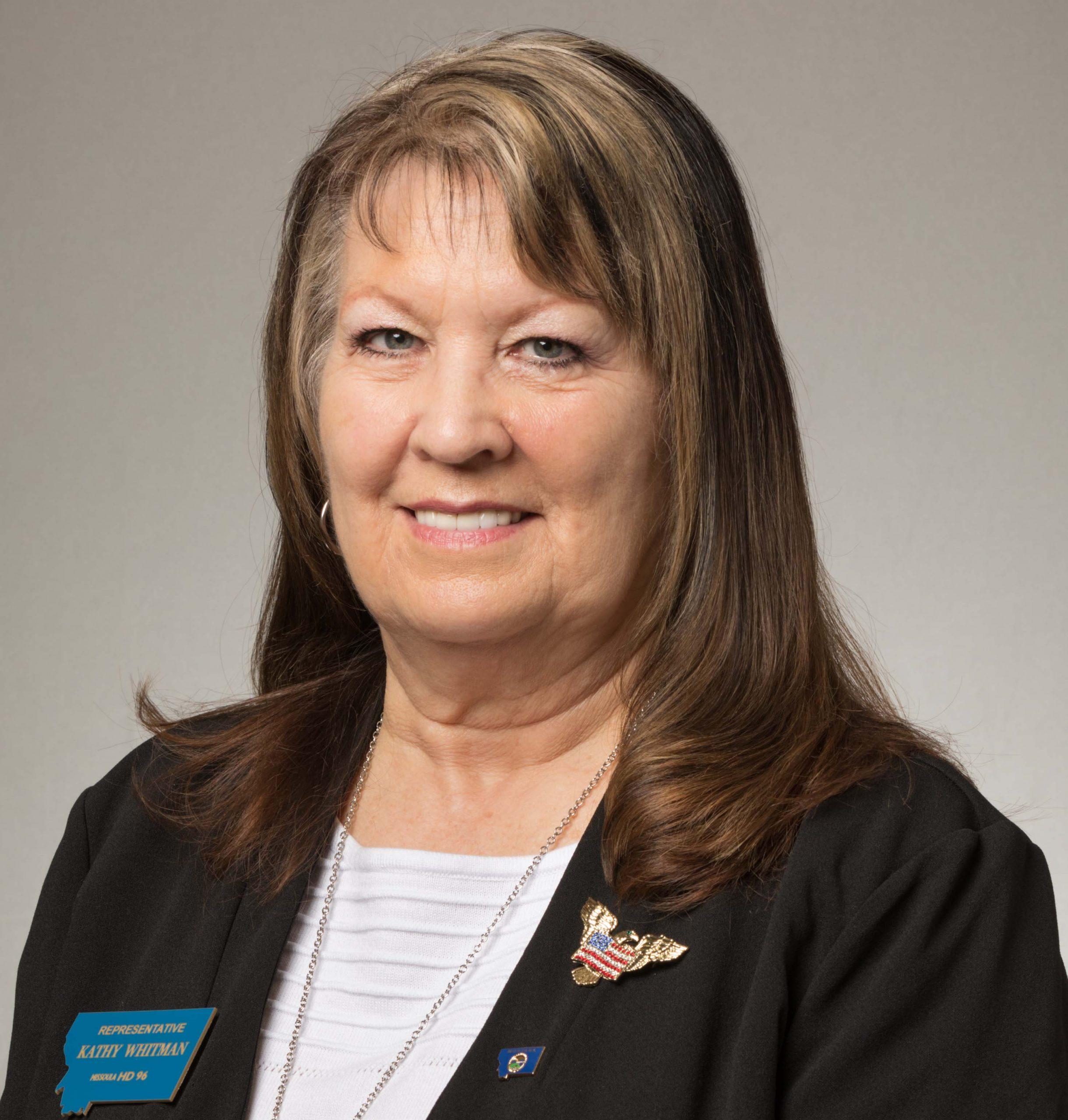 Kathy Whitman